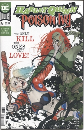 Picture of HARLEY QUINN & POISON IVY #6 (OF 6)