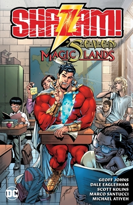 Picture of SHAZAM AND THE SEVEN MAGIC LANDS TP