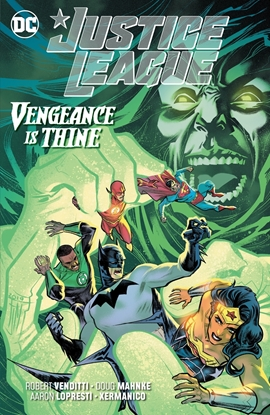 Picture of JUSTICE LEAGUE VENGEANCE IS THINE TP