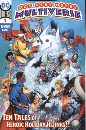 Picture of DCS VERY MERRY MULTIVERSE #1 (ONE SHOT)