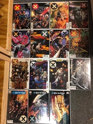 Picture of X-MEN (2019) #1-15