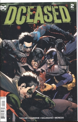Picture of DCEASED #2 (OF 6)