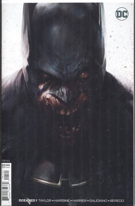 Picture of DCEASED #1 (OF 6) COVER B MATTINA VARIANT