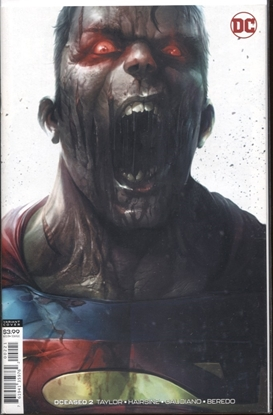 Picture of DCEASED #2 (OF 6) COVER B MATTINA VARIANT