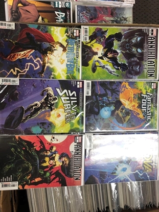 Picture of ANNIHILATION SCOURGE 6-ISSUE SET