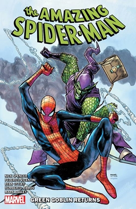 Picture of AMAZING SPIDER-MAN BY NICK SPENCER TP VOL 10 GREEN GOBLIN