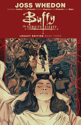 Picture of BUFFY VAMPIRE SLAYER LEGACY EDITION TP VOL 3
