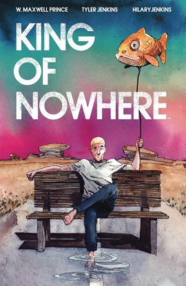 Picture of KING OF NOWHERE TP