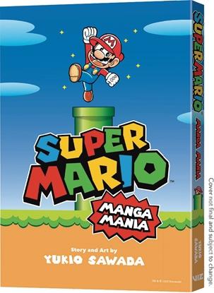 Picture of SUPER MARIO BROS MANGA MANIA GN