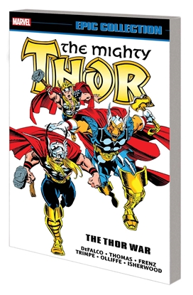 Picture of THOR EPIC COLLECTION TP THOR WAR