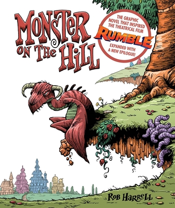 Picture of MONSTER ON THE HILL TP EXPANDED EDITION