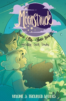 Picture of MOONSTRUCK TP VOL 3 TROUBLED WATERS