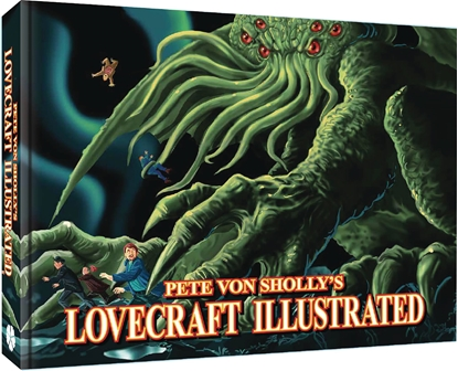 Picture of PETE VON SHOLLY LOVECRAFT ILLSTRATED SC