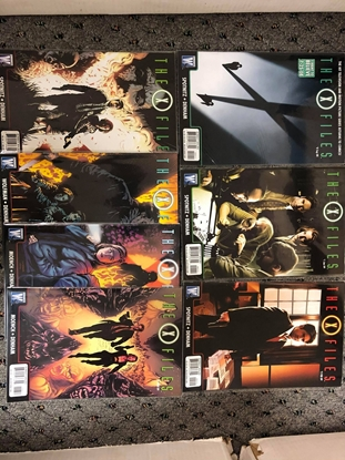 Picture of X-FILES (2008) #0 1 2 3 4 5 6 / WILDSTORM SET