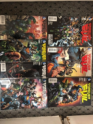 Picture of FOREVER EVIL #1-7 SET