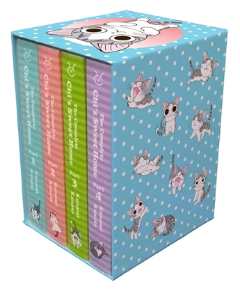 Picture of COMPLETE CHIS SWEET HOME BOX SET