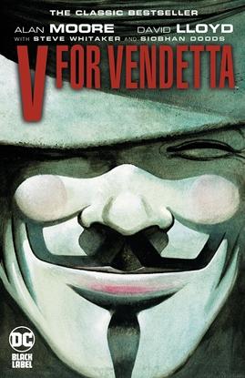 Picture of V FOR VENDETTA TP BLACK LABEL EDITION