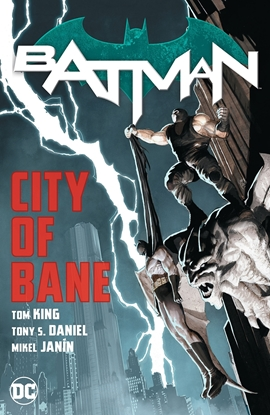 Picture of BATMAN CITY OF BANE COMPLETE COLLECTION TP