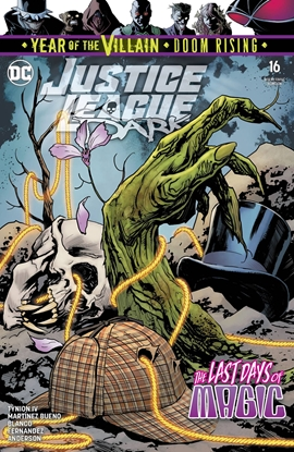 Picture of JUSTICE LEAGUE DARK 2018 #16 YEAR OF THE VILLAIN