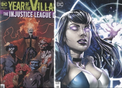 Picture of JUSTICE LEAGUE DARK 2018 #17 COVER A + B SET