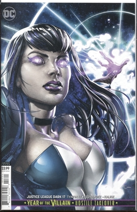 Picture of JUSTICE LEAGUE DARK #17 VARIANT COVER B
