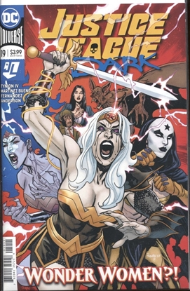 Picture of JUSTICE LEAGUE DARK 2018 #19