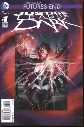 Picture of JUSTICE LEAGUE DARK FUTURE'S END #1 COVER B VARIANT