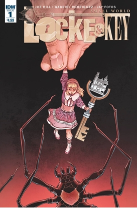 Picture of LOCKE & KEY SMALL WORLD #1