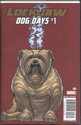 Picture of LOCKJAW DOG DAYS TP