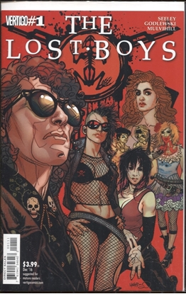 Picture of LOST BOYS #1 (OF 6)