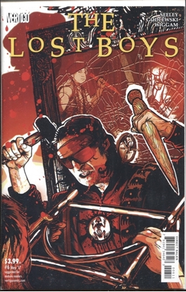 Picture of LOST BOYS #6 (OF 6) (MR)