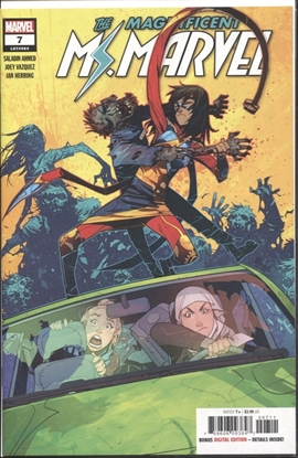 Picture of MAGNIFICENT MS MARVEL #7