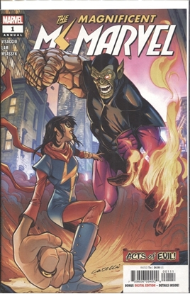 Picture of MS MARVEL ANNUAL #1
