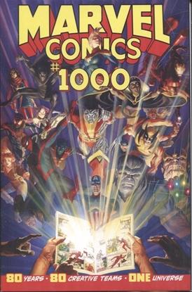 Picture of MARVEL COMICS #1000