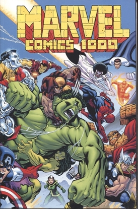 Picture of MARVEL COMICS #1000 MCGUINNESS VARIANT