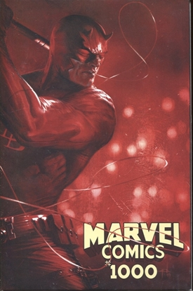 Picture of MARVEL COMICS #1000 DELL'OTTO VARIANT COVER