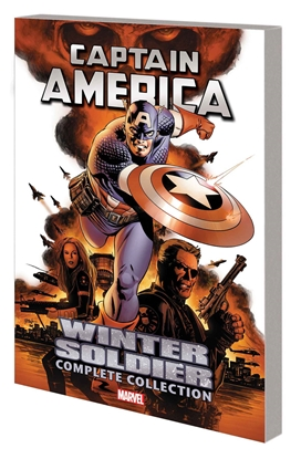 Picture of CAPTAIN AMERICA WINTER SOLDIER COMPLETE COLLECTION TP NEW PRINT