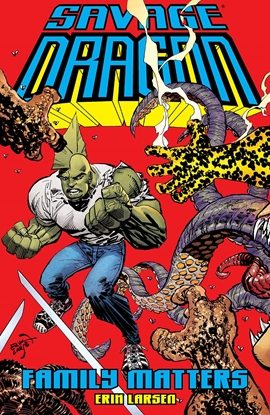 Picture of SAVAGE DRAGON FAMILY MATTERS TP (MR)
