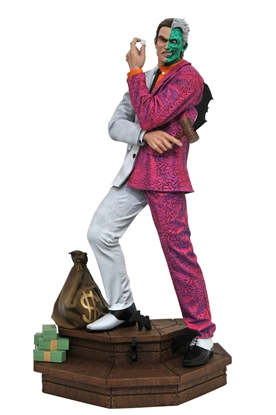Picture of DC GALLERY TWO FACE PVC STATUE