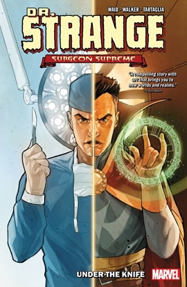 Picture of DR STRANGE SURGEON SUPREME TP VOL 1 UNDER THE KNIFE