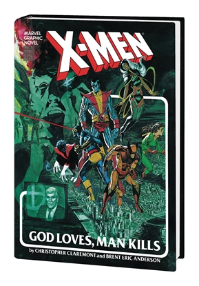 Picture of X-MEN GOD LOVES MAN KILLS EXTENDED CUT GALLERY EDITION HC