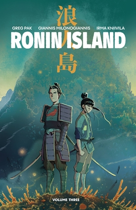 Picture of RONIN ISLAND TP VOL 3