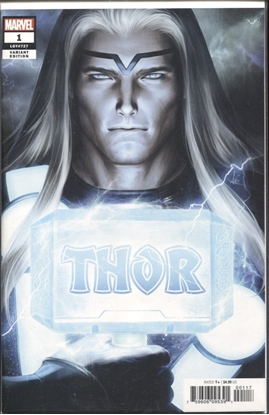 Picture of THOR (2019) #1 / ARTGERM VARIANT COVER / DONNY CATES NM
