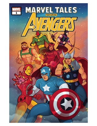 Picture of MARVEL TALES AVENGERS #1