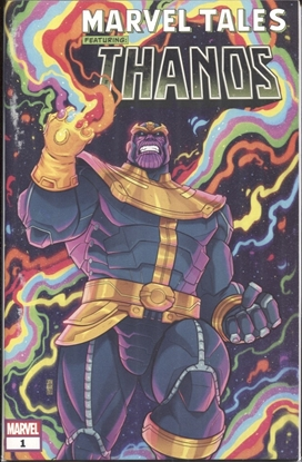 Picture of MARVEL TALES THANOS #1