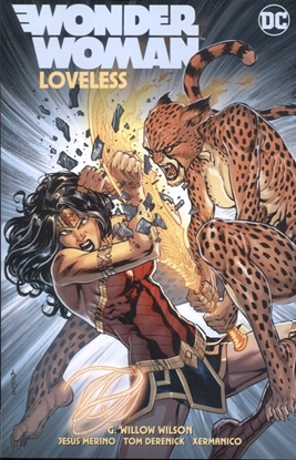 Picture of WONDER WOMAN VOL 03 LOVELESS TP