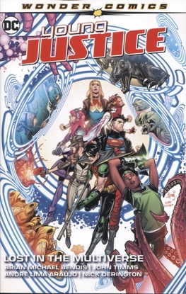 Picture of YOUNG JUSTICE VOL 02 LOST IN THE MULTIVERSE TP