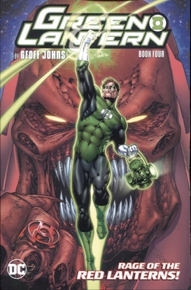 Picture of GREEN LANTERN BY GEOFF JOHNS BOOK 04 TP