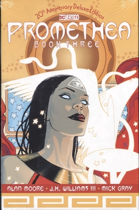Picture of PROMETHEA THE 20TH ANNIVERSARY DELUXE EDITION BOOK THREE HC