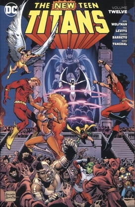 Picture of NEW TEEN TITANS VOL 12 TP